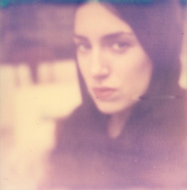 Selfportrait - Jeanne Madic - Pagan Collar Hood- web copie 3
